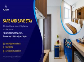 SAFE & SAVE STAY WITH US