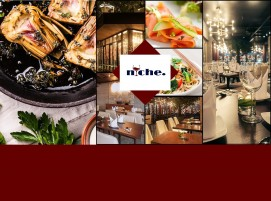 ENJOY YOUR SPECIAL DAY WITH NICHE RESTAURANT